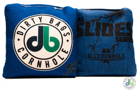 All Slides - Dirty Bags Cornhole Badge