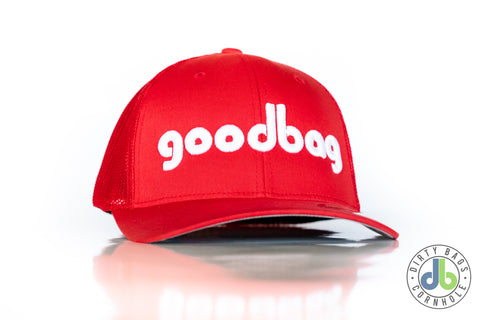 "db Hat - Red and White ""goodbag"""