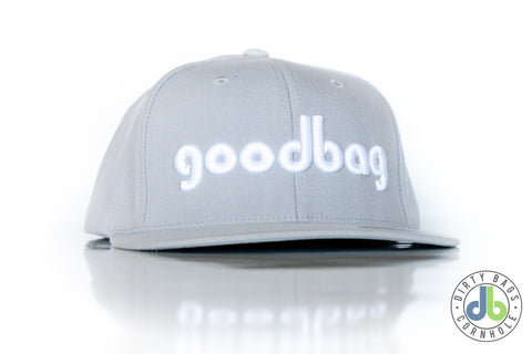 "db Hat - Gray and White ""goodbag"""