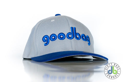 "db Hat - Gray and Blue ""goodbag"""