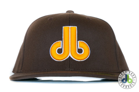 db hat - Slam Diego Flat Bill