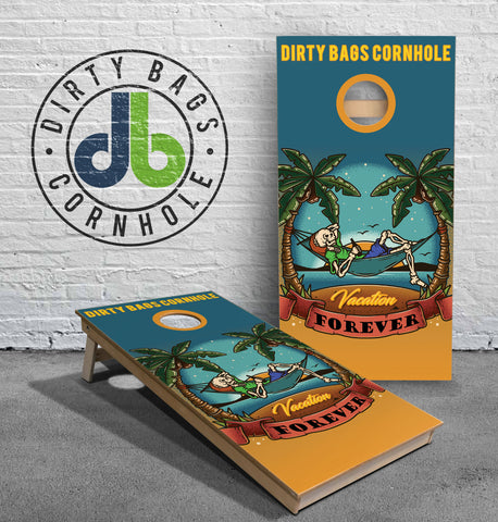 Cornhole Boards - db Vacation Forever
