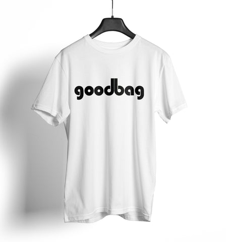 Dirty Bags Cornhole T Shirt - goodbag White