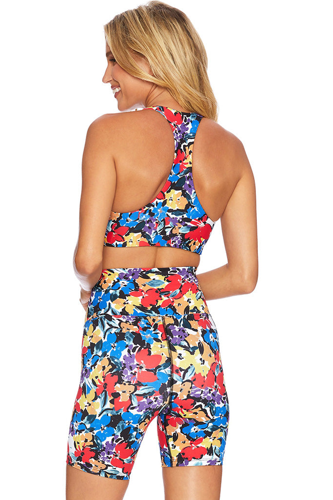 Beach Riot - Rocky Top - Buttercup Floral