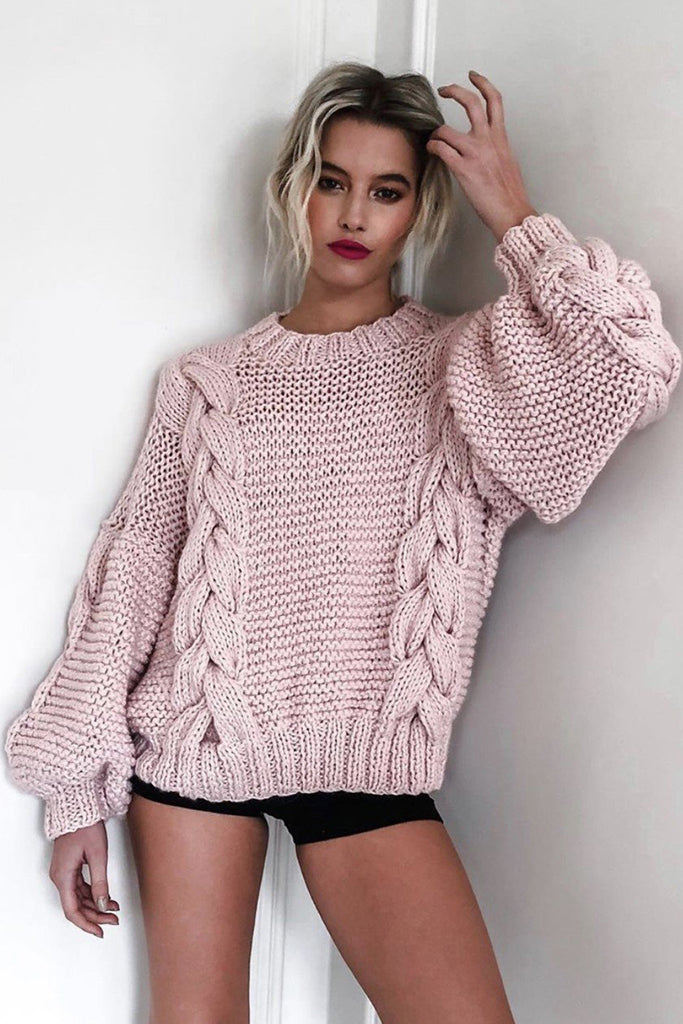 First Born Knits - Delfi Sweater