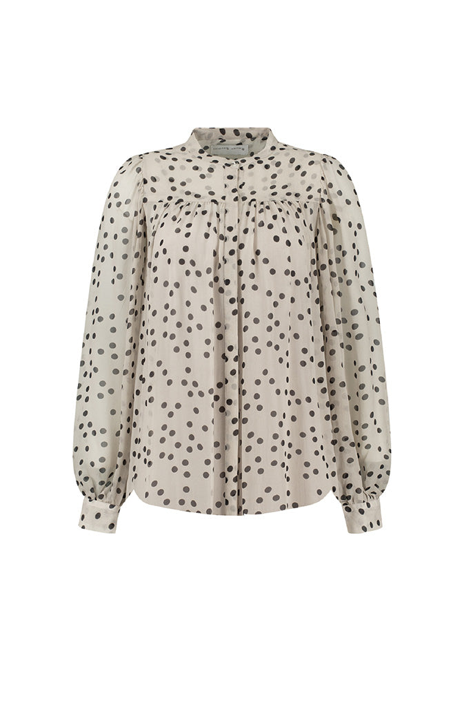 Rough Studios - Hudson Blouse - Beige