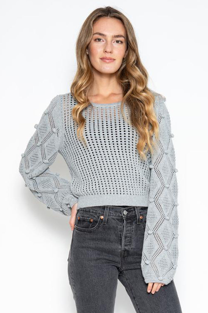 One Grey Day - Jorja Pullover