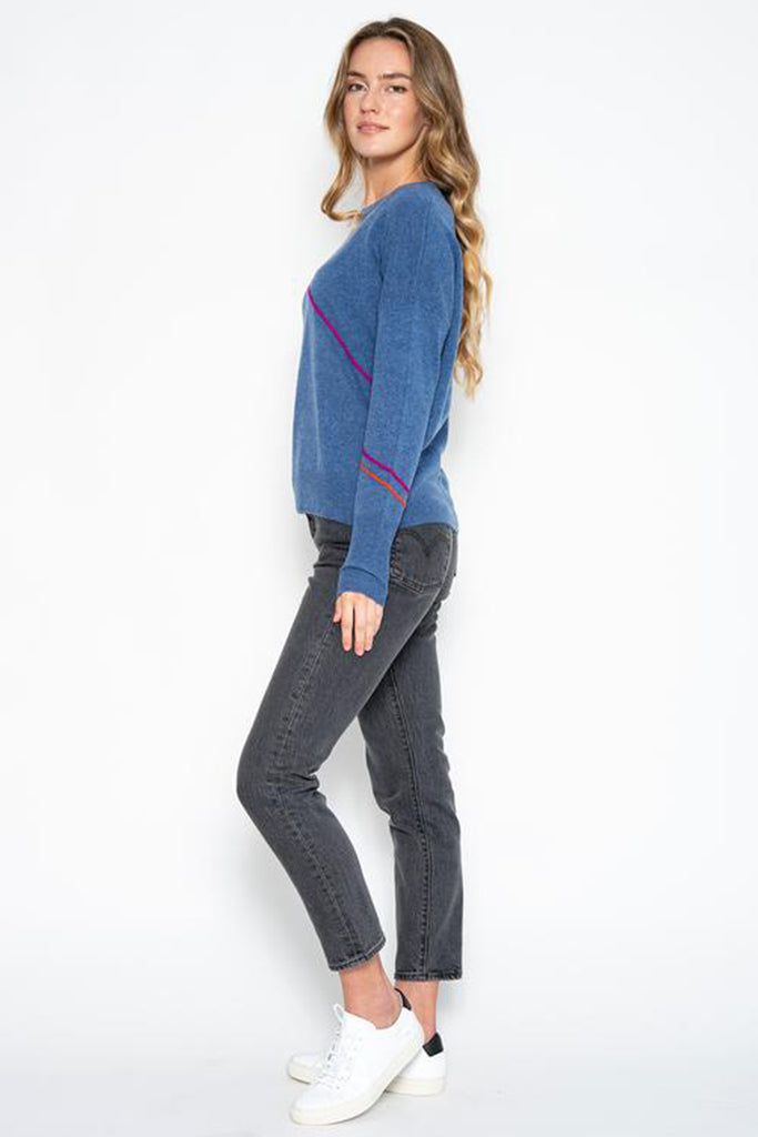 One Grey Day - Blaze Cashmere Pullover