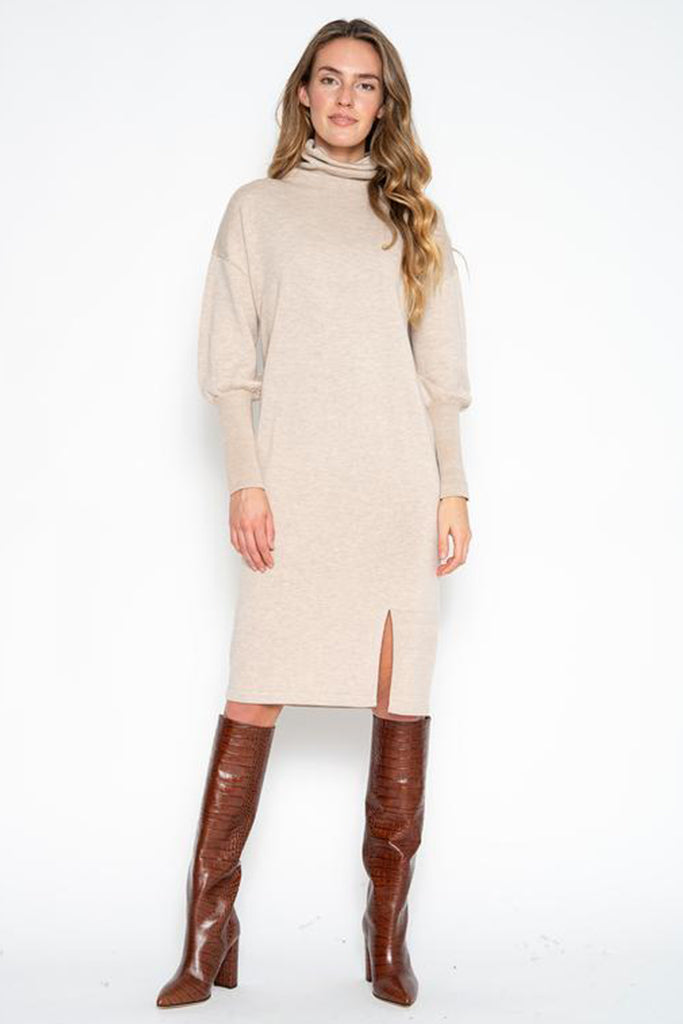 One Grey Day - Tessa Midi Dress