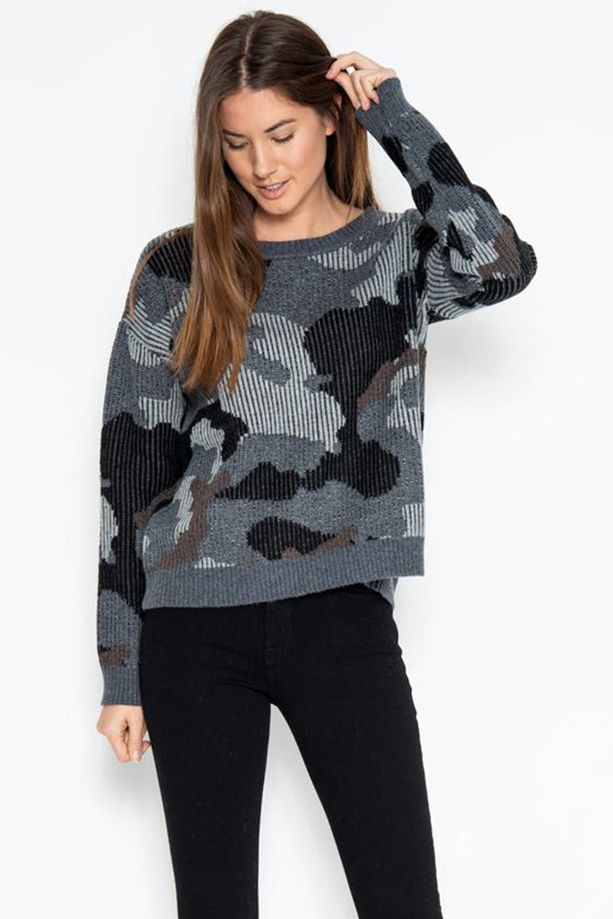 One Grey Day - Formosa Grey Pullover
