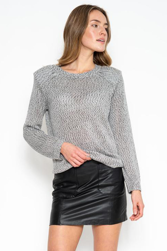 One Grey Day - Erin Pullover