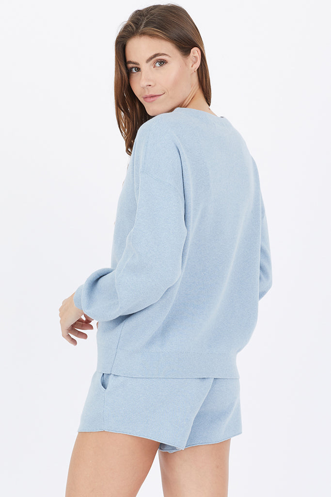 One Grey Day - Leilani Pullover