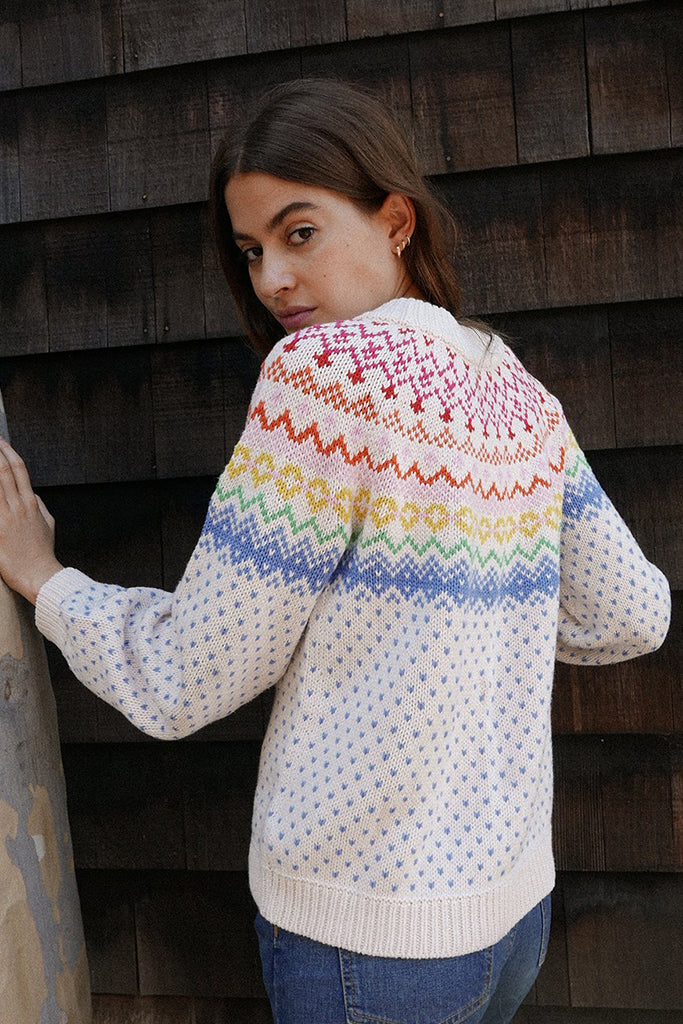 Saylor - Salem Sweater