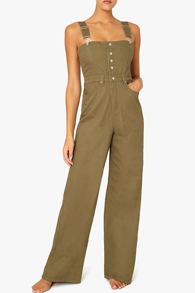 We Wore What - Bustier Jumpsuit