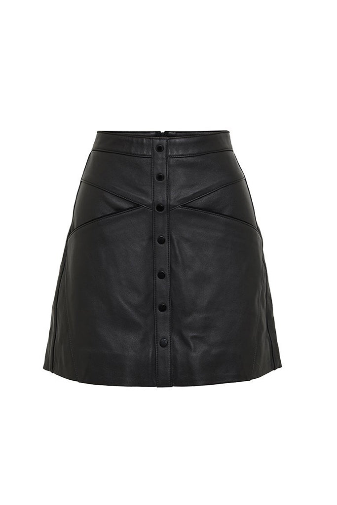 Kivari - Macie Leather Skirt