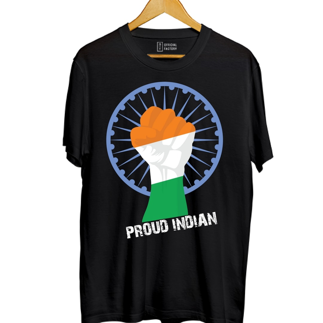 Proud Indian