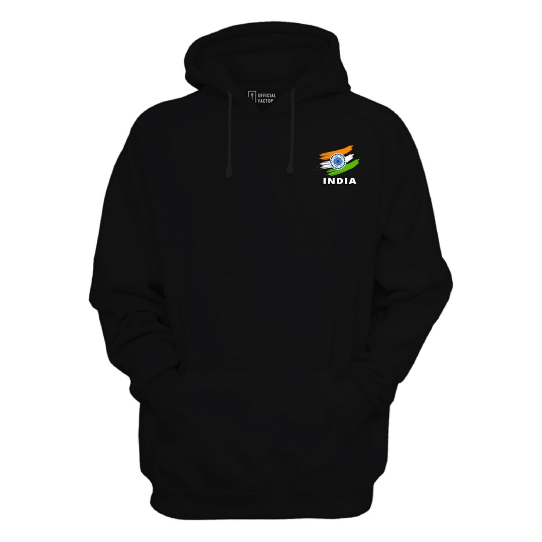 0ec7299ff India Flag Hoodie – Official Factory