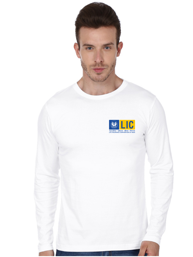 LIC Full Sleeve T-shirt