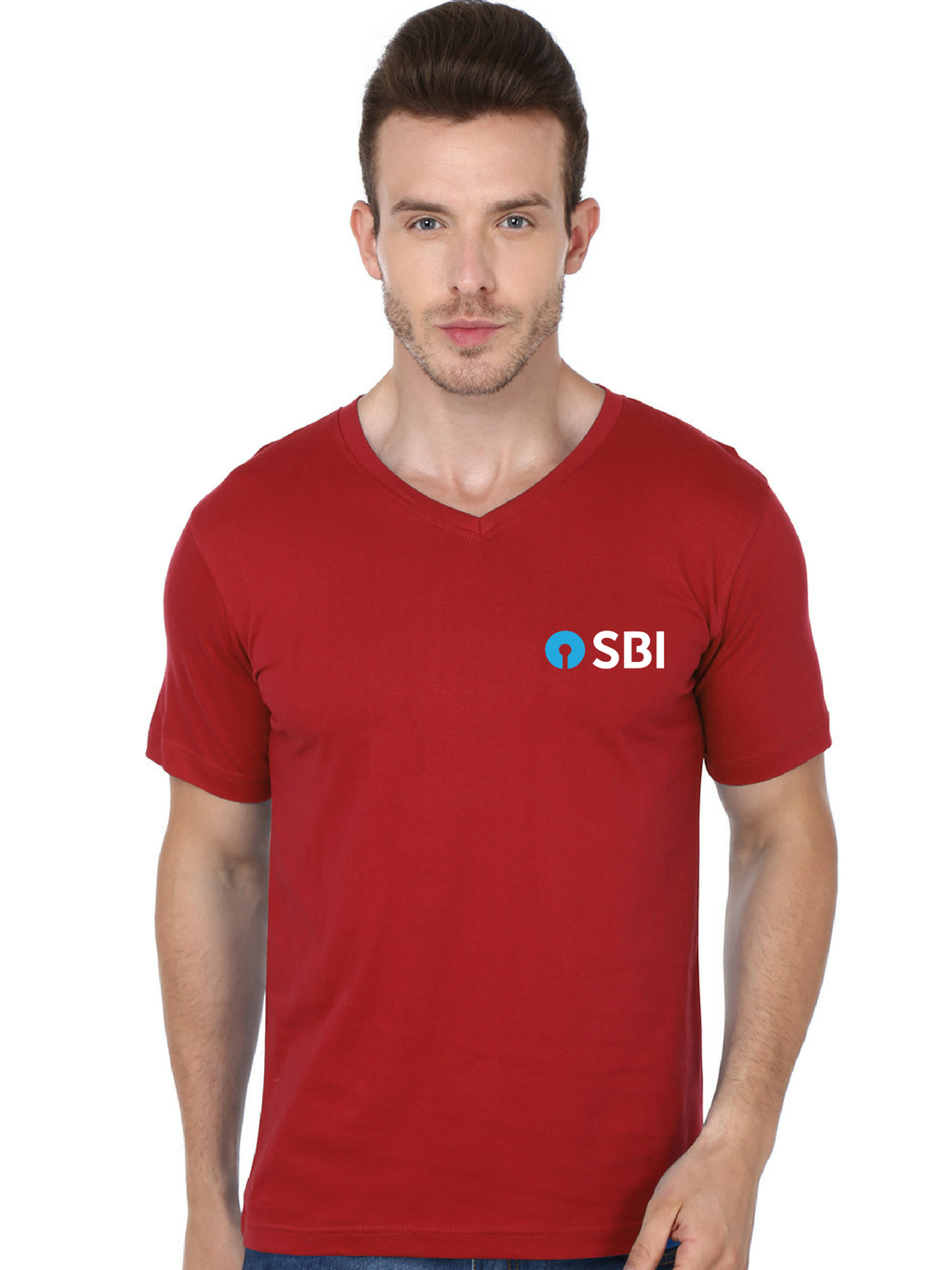 SBI V-Neck T-shirt