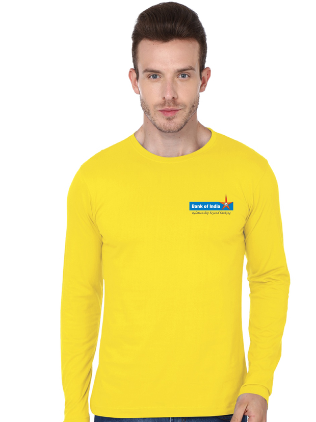 BOI Full Sleeve T-shirt