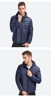GOOSE DOWN COAT - Trendset Gear