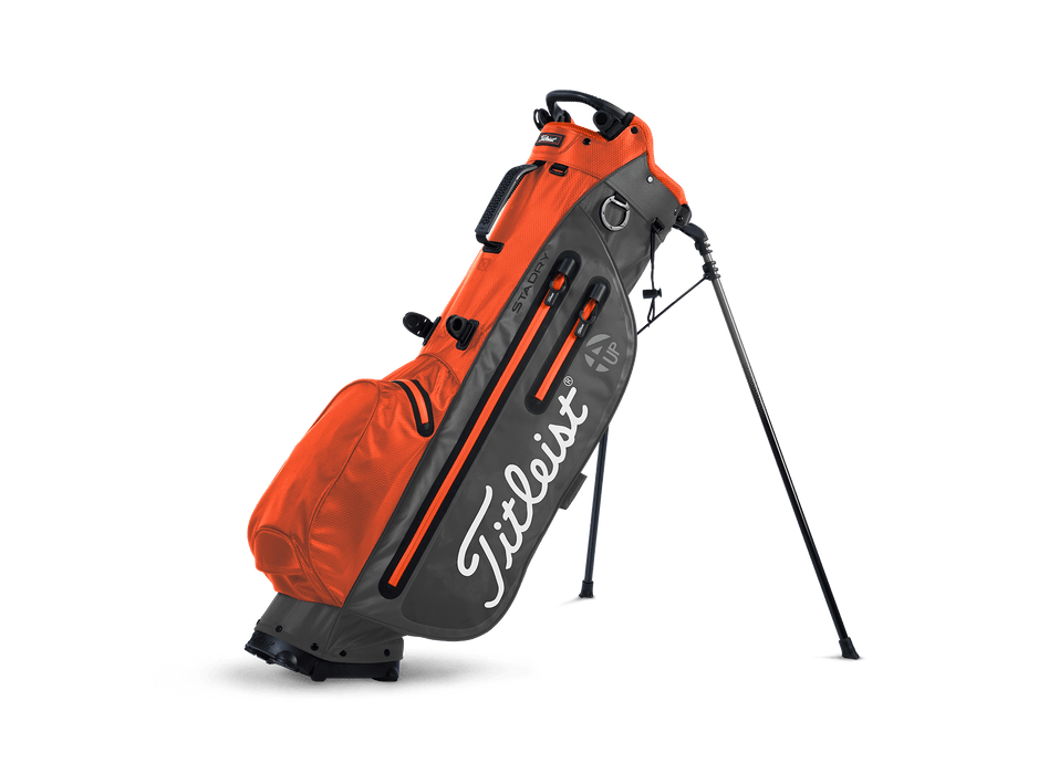Titleist 4Up StaDry Stand Bag - HowardsGolf