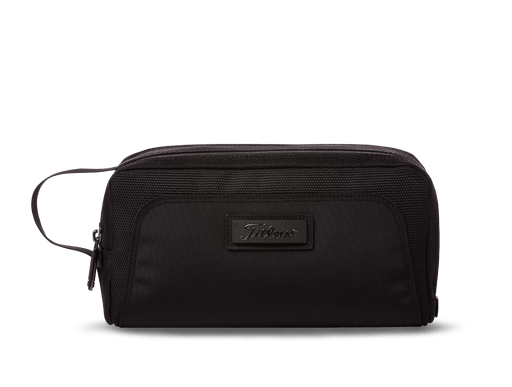 Titleist Golf Professional Travel Gear Large Dopp Bag Black