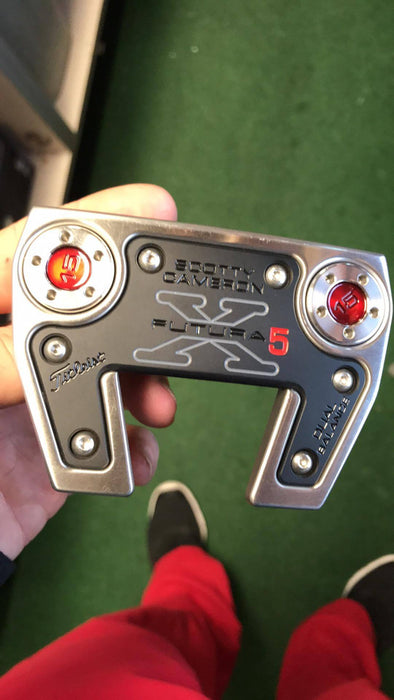 Used Titleist Scotty Cameron Futura 6M DB