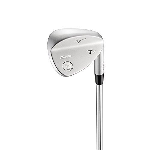 Mizuno Golf Men's T7 White Satin Wedge - HowardsGolf