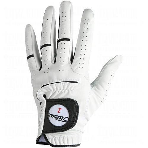 Titleist Players-Flex Golf Gloves Cadet Medium MLH - HowardsGolf