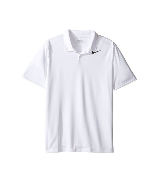 Nike Boys Victory Polo Big Kids White