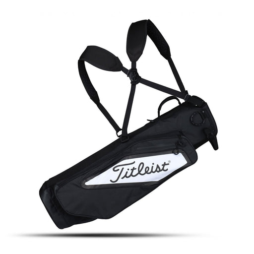 Titleist Premium Carry Bag Black - HowardsGolf