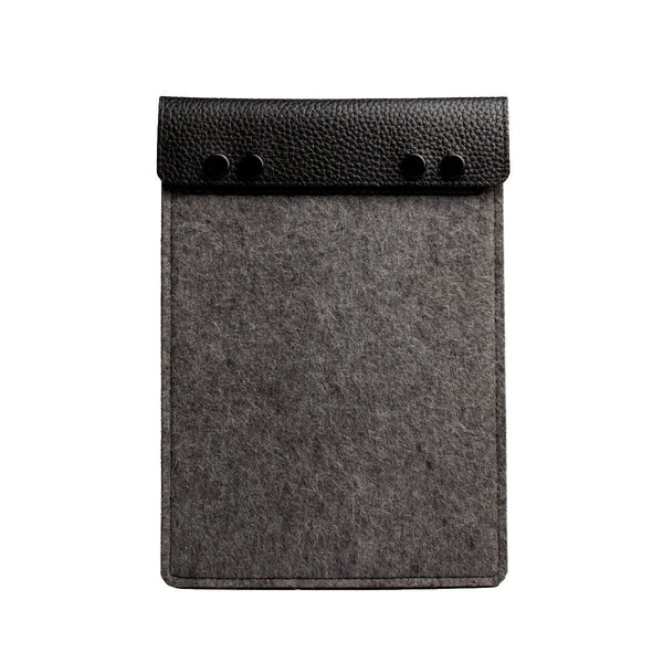 Kiko Leather iPad Mini Case Black