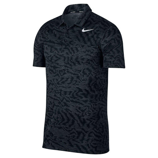 Nike Dri Fit Jacquard Golf Polo - HowardsGolf