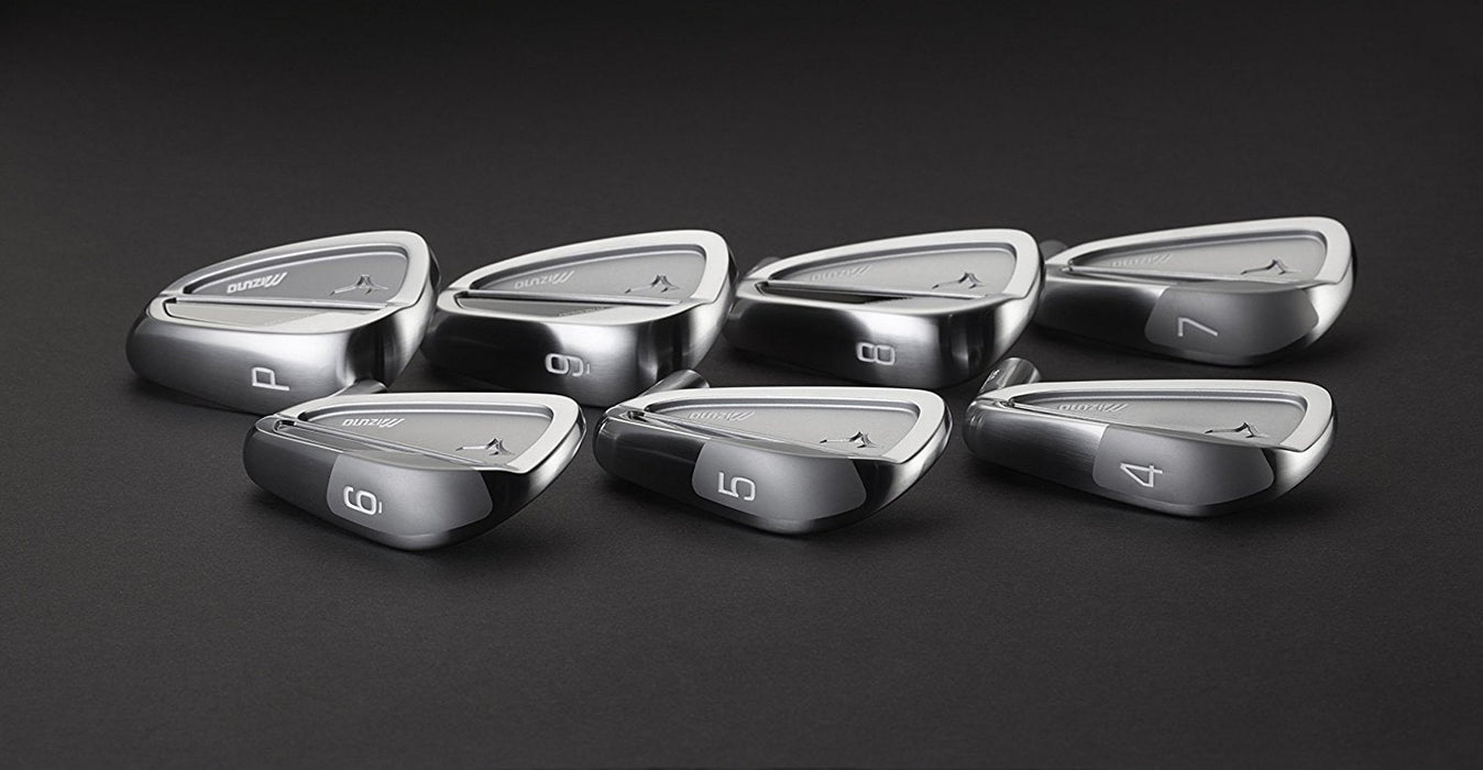 Mizuno MP-18 MMC Irons 4-PW - HowardsGolf