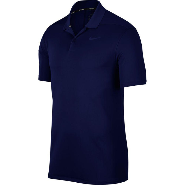 Nike Dri FIT Polo Victory Solid 891857 Blue Void/Blue Void 492