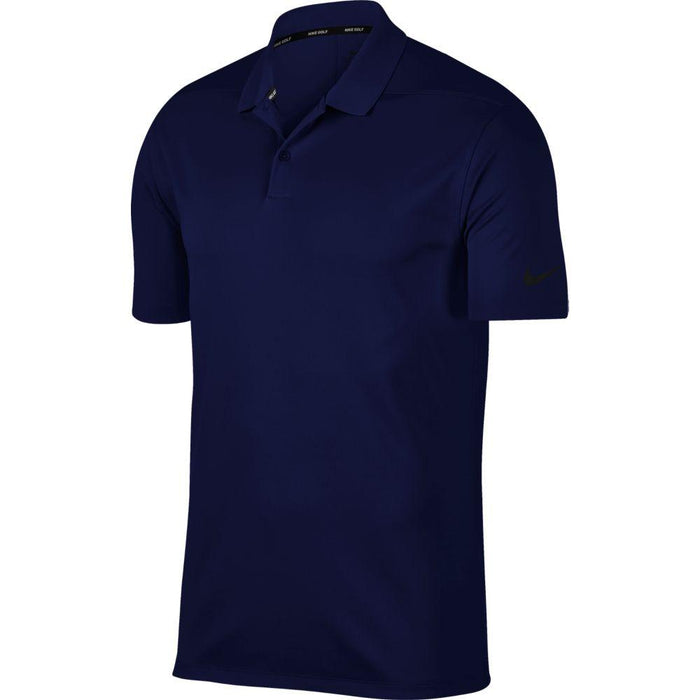 Nike Dri FIT Polo Victory Solid 891881 Blue Void/Blue Void 492