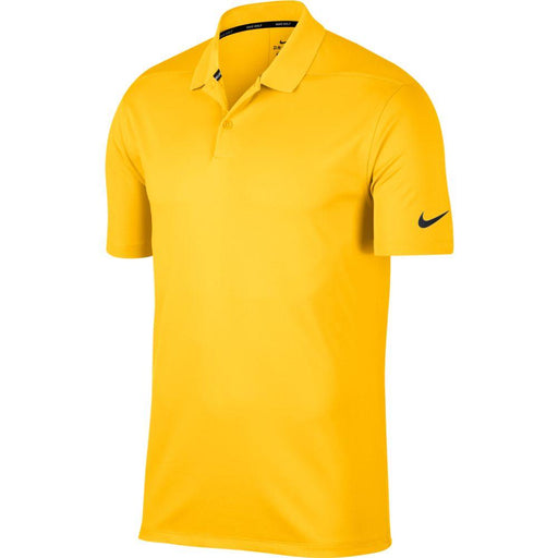 Nike Dri FIT Polo Victory Solid 891881 Amarillo/Black 728