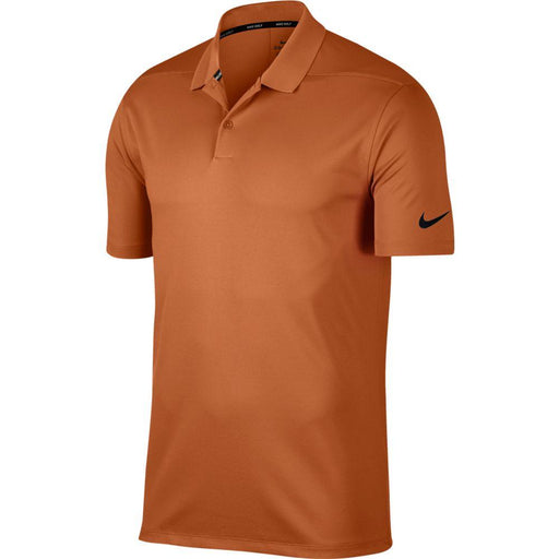 Dri FIT Polo Victory Solid 891881 Desert Orange/Black 802