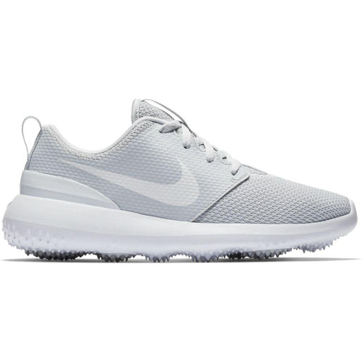 Nike Womens Roshe G Pure Platinum/White Golf Shoes - HowardsGolf