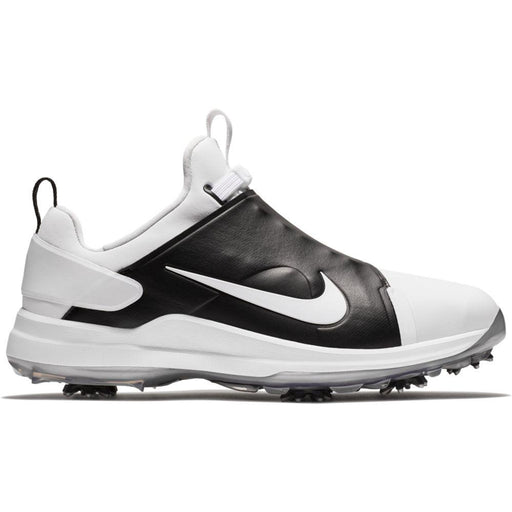 Nike Tour Premiere (Wide) White/Silver Golf Shoes