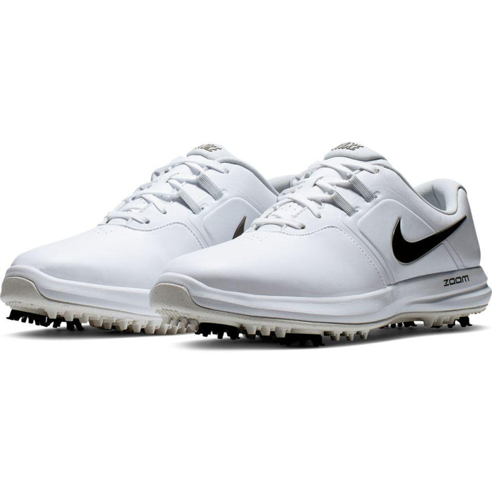 Nike Air Zoom Victory Wide White/Platinum Golf Shoes - HowardsGolf