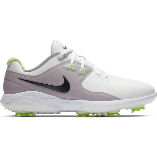 Nike Vapor Pro White/Grey Golf Shoes - HowardsGolf