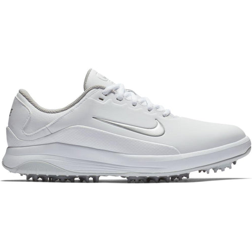 Nike Vapor White/Silver Golf Shoes - HowardsGolf