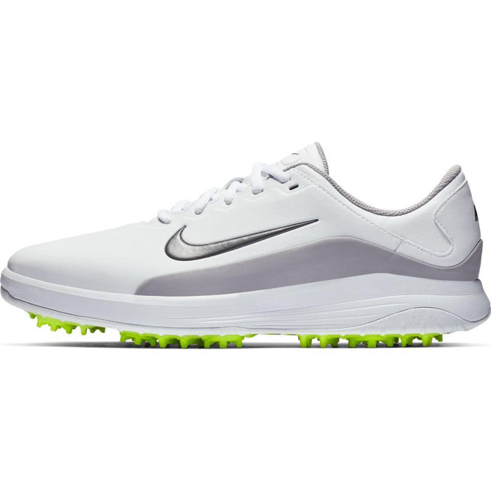 Nike Vapor White/Medium Grey Golf Shoes - HowardsGolf