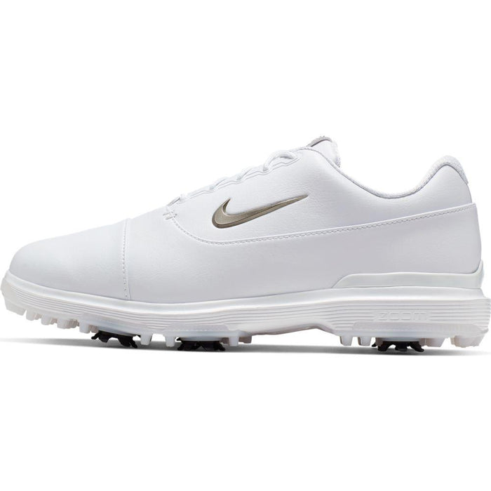 Nike Air Zoom Victory Pro White/Grey Golf Shoes - HowardsGolf