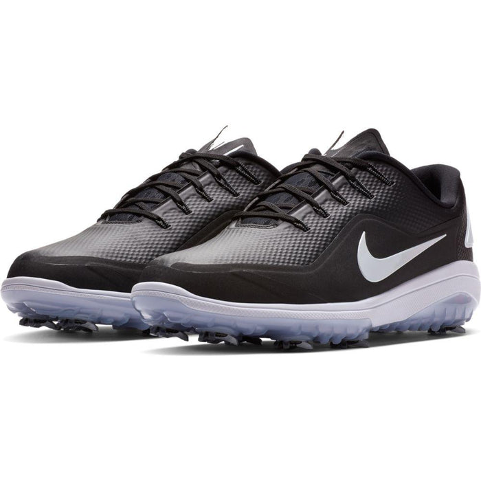 Nike React Vapor 2 Black/White Golf Shoes - HowardsGolf