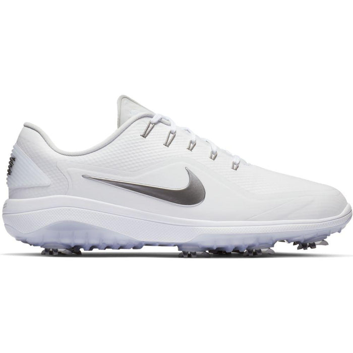 Nike React Vapor 2 White/Grey Golf Shoes - HowardsGolf