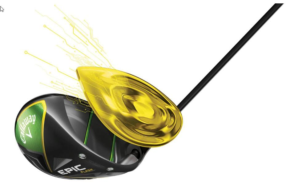 Callaway Golf Epic Flash Driver - HowardsGolf