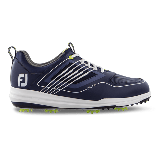 FootJoy Fury Navy/White Golf Shoes - HowardsGolf